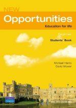 New Opportunities. Учебники английского языка