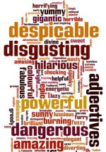 Английский язык: Adjective – прилагательное